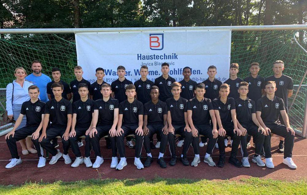 TSV München-Milbertshofen e.V., Bayernliga U15